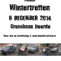 6 december wintertreffen Heerde