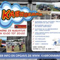 Kabroemmm Hemelum, zondag 23 augustus