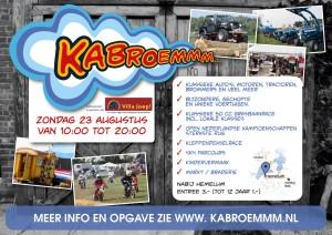 Flyer Kabroemmm 2015